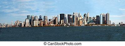 New York City Pano