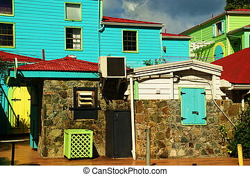 Colors of St. John, USVI