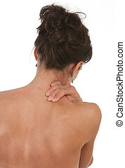 Neck and shoulder muscle pain