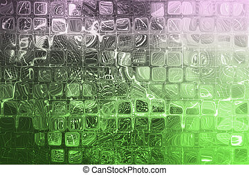 Modern Abstract Corporate Data Internet Grid