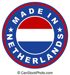 made in netherlands - very big size made in netherlands...