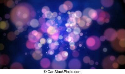 spots blue