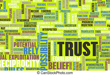 Trust - Concept of Trust and Belief in a Person