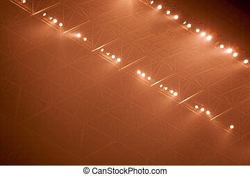 stage lights - image of stage lighting effects