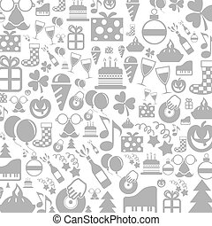 Holiday a background
