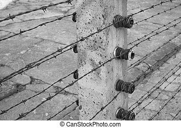 concentration camp in Poland