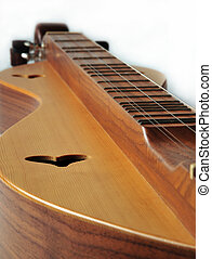 fine crafted dulcimer - a fine hand crafted mountain...