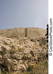 fortification wall of the Acropolis, Athens