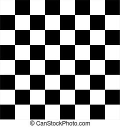 chessboard checker flag