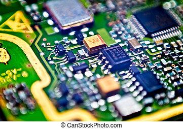 circuit board macro