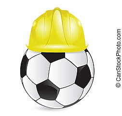 soccer training construction