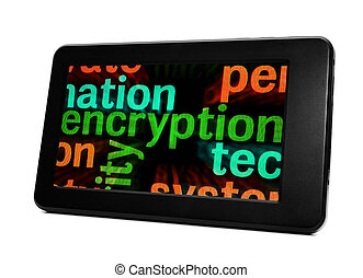 Encryption concept