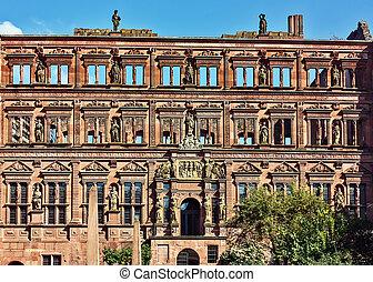Heidelberg Castle, Germany - Heidelberg Castle is a famous...