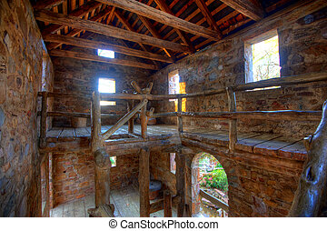 Old Mill Upper Level