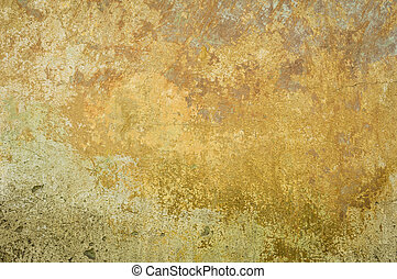 Patina Background - textured background with cracks and...