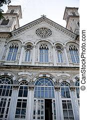 Hagia Triada Greek Church, Istanbul