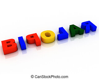 Bipolar 2 Disorder Clip Art
