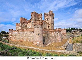 Castillo de la Mota 04