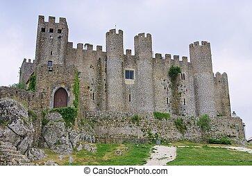 Obidos castle 04