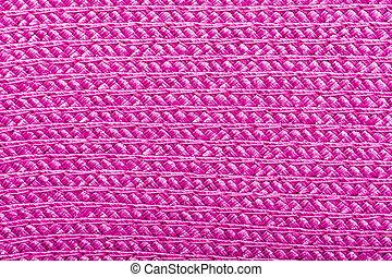 Pink Raffia - Very Detailed Pink Raffia Texture