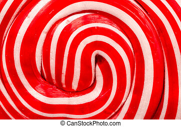 Lollipop - Red And White Lollipop