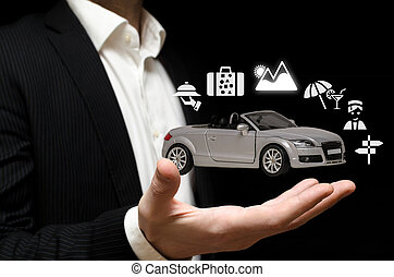 Holiday car - Rent a car services during the holiday