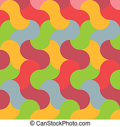 abstract retro pattern - abstract retro seamless graphic...