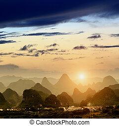 Guilin Beauty in guangxi,china