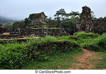My Son Lost Temple, Vietnam
