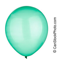 balloon festive birthday decoration - collection of various...
