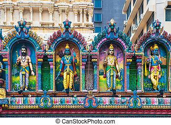 Sri Krishnan temple, Singapore
