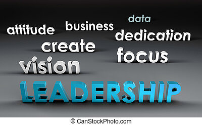 Leadership at the Forefront in 3d Presentation