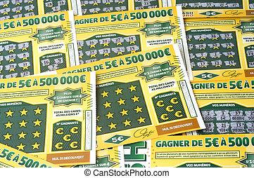ticket of money games
