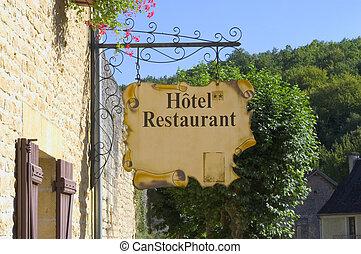 restoring hotel