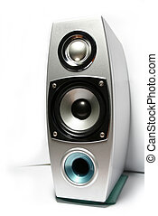 Powerful Speaker - A Modern Design Powerful Speaker