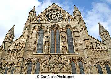 York Minster (England\\\'s largest medieval church)