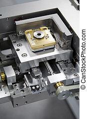 Laser stage SEM - Laser stage in the Scanning Electron...