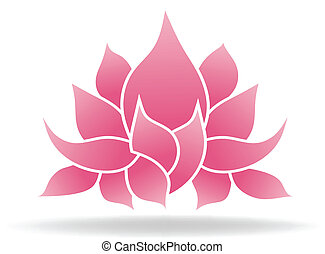 Lotus flower - Mystical Lotus flower