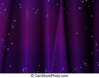 Abstract line texture with purple background