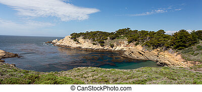 Point Lobos State Natural Reserve - Spectacular Panormamic...