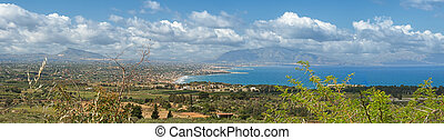 Sicilia - Sicily is the largest island in the Mediterranean...