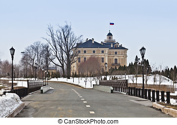 The Konstantinovskiy Palace Strelna Russia - Congress Palace...