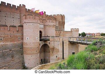 Castillo de la Mota 07