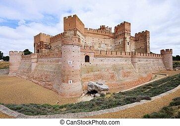 Castillo de la Mota 08