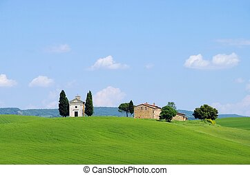 Tuscany chapel 11