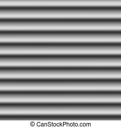 corrugated metal background - Seamless corrugated metal...