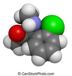 ketamine, anesthésique, moléculaire, modèle, drogue