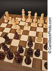 Chess - chess figures