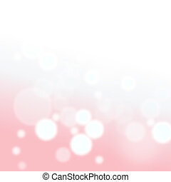 Pink Boke Background - Abstract pink background with space...