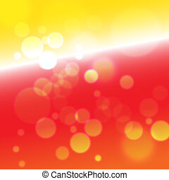 Fantastic Boke - Abstract festive background - fantastic...